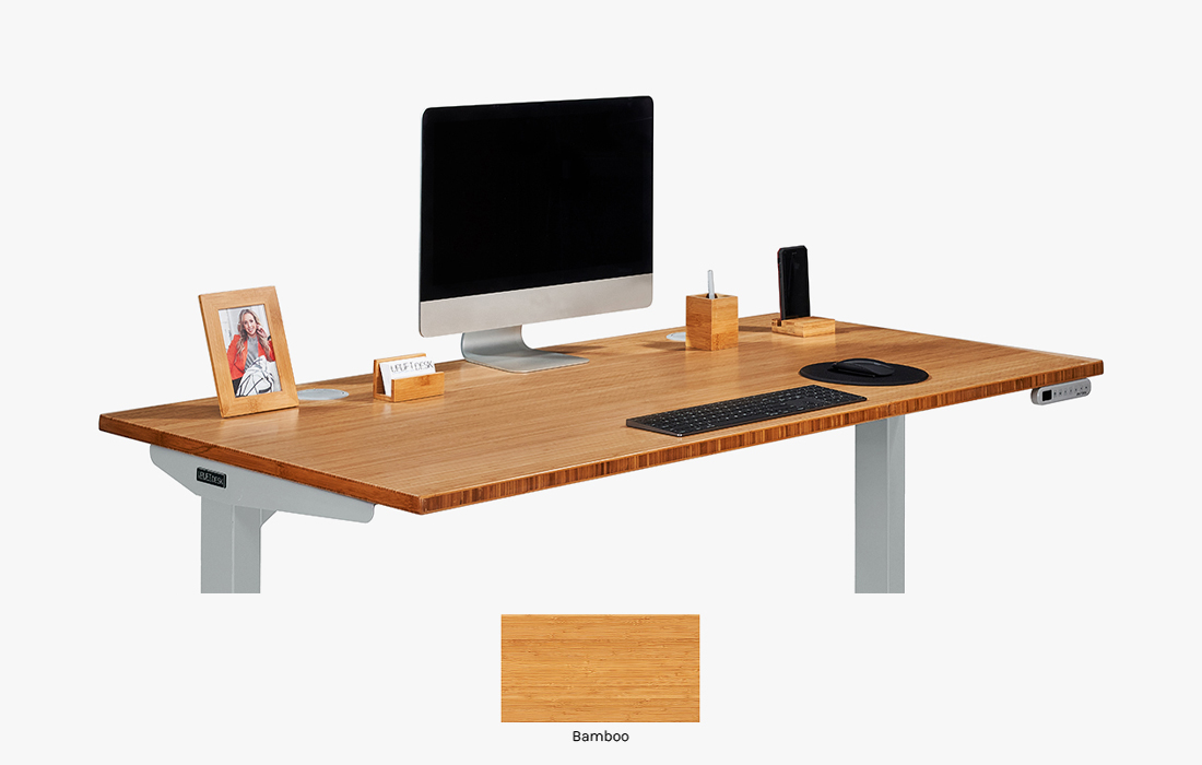 Picture of: The Best Standing Desks Rated By Wirecutter Uplift Desk