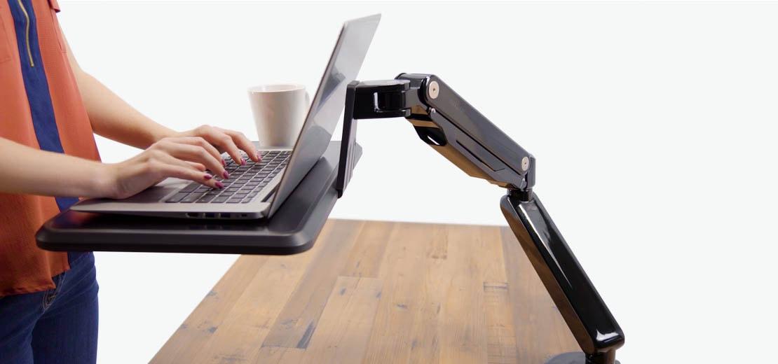 Standing Desk Converters | UPLIFT Desk