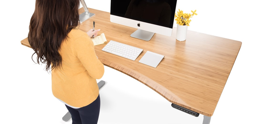 free products adjustable uplift standing shipping height electric desk