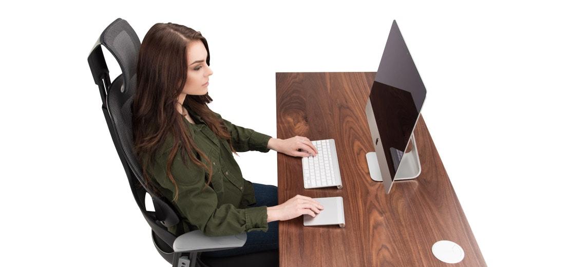 Ergonomic Chairs And Stools Uplift Desk