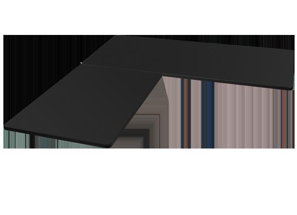 Uplift 950 Height Adjustable L Shaped Standing Desk