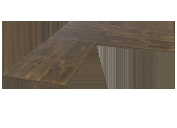 Shop UPLIFT 950 HeightAdjustable Solid Wood Standing Desks
