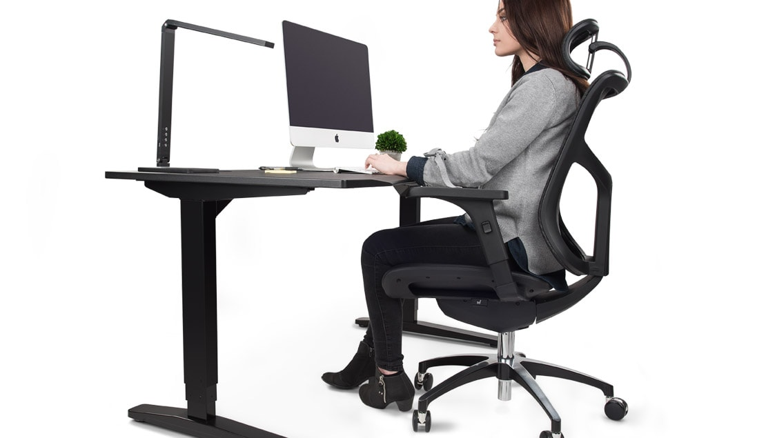 ergonomic chairs and stools from uplift desk