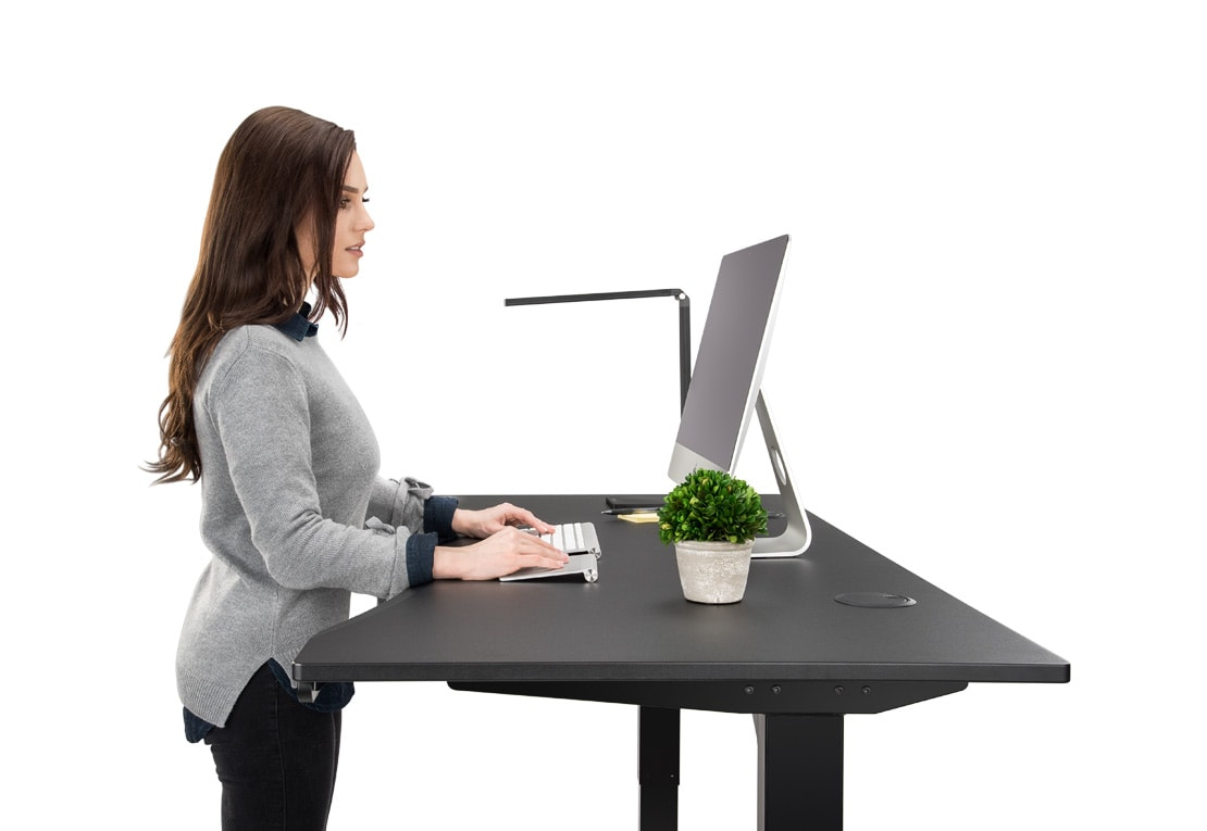 Try A Height Adjustable Desk