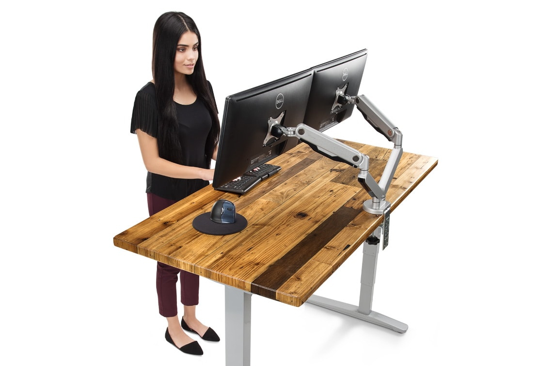 Outstanding Ergonomic Calculator Uplift Desk Evergreenethics Interior Chair Design Evergreenethicsorg
