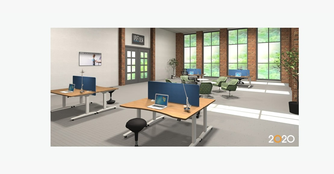 office configurations. Possible Flexible Office Configurations O