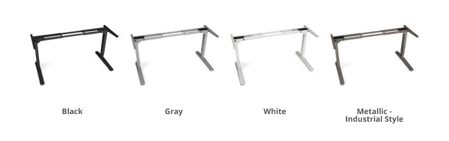 2-Leg Height-Adjustable Frame
