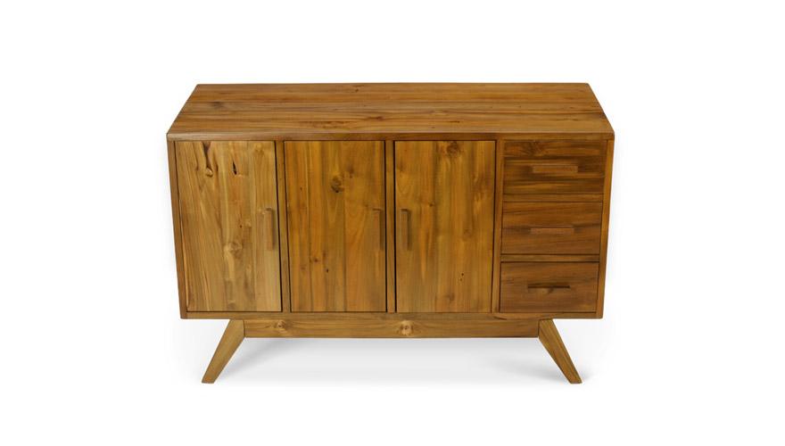 Rubberwood Solid Wood Sit Stand Desk Shop UPLIFT