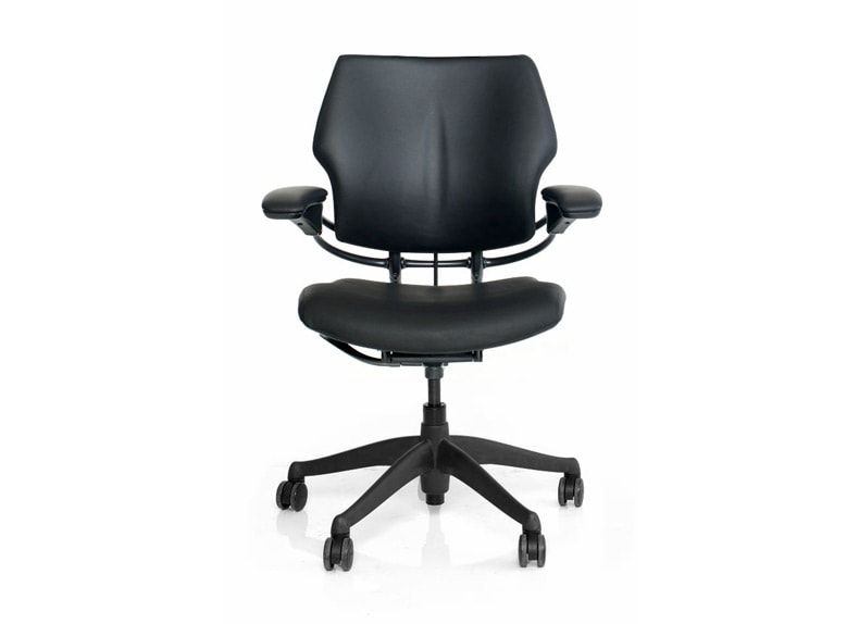 Leather Freedom Chair The Humanscale Without Headrest