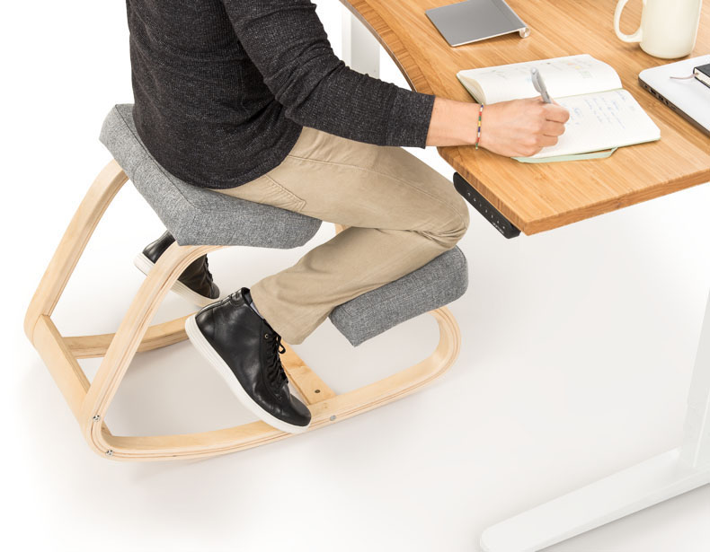 Surprising Ergonomic Kneeling Chair By Uplift Desk Pdpeps Interior Chair Design Pdpepsorg