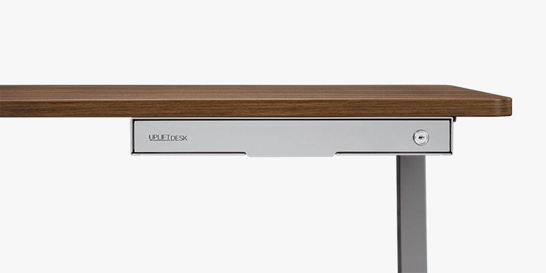 Slim Under Desk Storage Drawer