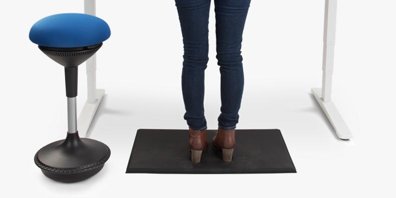 Standing Desk Mat Uplift Desk