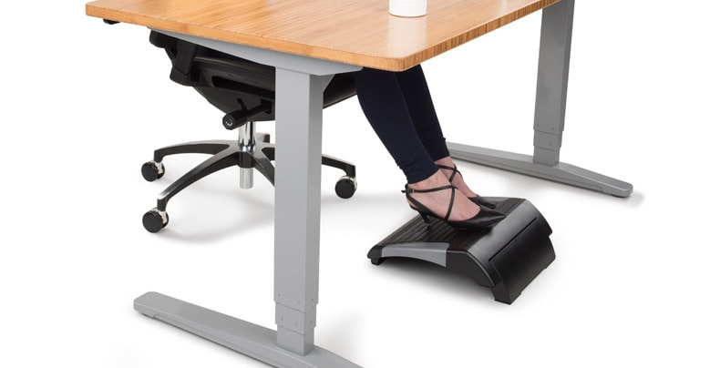e3 adjustable footrest