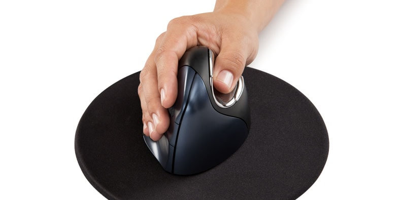 91c22c6d4a0 Evoluent Vertical Mouse 4: Right Hand Wireless Mouse | Shop UPLIFT Desk